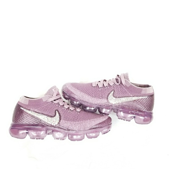 Bling Nike Air Vapormax Flyknit Running Shoes. M 5ae5eff7c9fcdf9d78e990f3 80f4a08a6